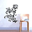 Flower Wall Sticker (0752 -SA008)