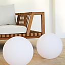 sem fio e recarregável lâmpada LED para piscina - em forma de esfera (1075-ball350)