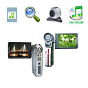 HD 1280*720@30FPS 5MP 8XDigital Zoom Digital Video Camera with 3.0