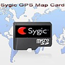 Original Brand GPS Map Card, With 4GB TF Card