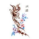5 szt phoenix wodoodporny tymczasowy tatuaż (17.5cm 10cm *)