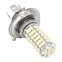 H4 102 SMD 350LM White Light LED Bulb for Car Fog Lamp