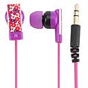 Kanen bloem fee in-ear oortelefoon magnetische