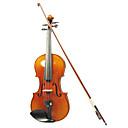 casanova - (CSN-L1) 4/4 Archaize Flame Maple Violin with Case/Bow/Rosin