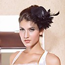 Women's Satin Headpiece - Wedding/Special Occasion Fascinators