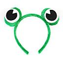 Frog Ears Halloween Headband (1 piece)