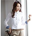 Office Lady Vit Basic Shirt (vit)