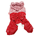 Curly Fur Style Warm Coats with Pants for Dogs (Assorted Color,XS-XXL)