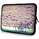 Cykel Mønster Laptop Tablet Vandtæt cover til 7 10 11 13 15