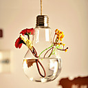 Table Centerpieces Nice Hanging Bulb Vase With A 78 3/4