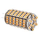G4 6W 102x3528SMD 420-450LM 3000-3500K luz branca quente Lâmpada LED de milho (12V)