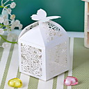 12 Piece/Set Favor Holder - Cuboid Card Paper Favor Boxes Non-personalised