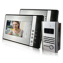 Villa One To Two 7 Inch Color Video Door Phone with Electronically Controlled Lock Function