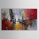 Oil Painting Abstract Rain With Stretched Frame 1311-AB1122 Hand-Painted Canvas