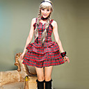 Sleeveless Knee-length Cotton Sweet Lolita Dress