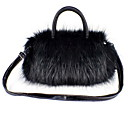 Fashion Winter Fur stilfulde mini crossbody taske