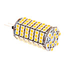 G4 7 W 118 SMD 5050 580 LM Warm White Corn Bulbs DC 12 V