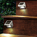 Solar Powered LED lys Pathway Sti Stair Veggmontert Hage Lampe (CIS-57163)