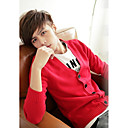 Men's Slim Preppy Style Knitted Cardigan