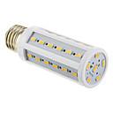 E26/E27 9W 42 SMD 5730 810 LM Warm White T LED Corn Lights AC 220-240 V
