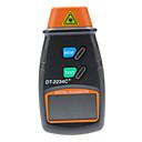 LCD numérique Compte-tours laser de 2,5 à 100000 RPM DT-2234C +