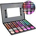 78 Eyeshadow Palette Wet Eyeshadow palette Powder Normal Smokey Makeup / Daily Makeup / Party Makeup