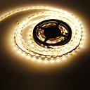 5M 72W 300x5050SMD 3000-3500K Warm White Light LED Strip Lamp (DC 12V)