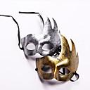 Motif de la flamme vive de masque de carnaval