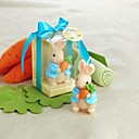Baby Shower carotte lapin Bougie