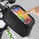 ROSWHEEL Bike Frame Bag/Phone bag 5.5 Inch for Iphone 6/6 Plus Cycling Waterproof Touch Screen