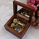 For Elise Classical Wooden Music Box
