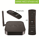 MINIX NEO X7 mini + A2 Quad Core TV Box 2GB, 8GB + Fly AirMouse with Speaker, Microphone
