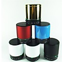 S08 dupla Luzes Mini Bluetooth Speaker com TF suportado (cores sortidas)