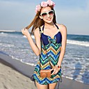 Women's Fashion Personality Split Skirt Was Thin Models Swimsuit