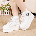Women's Shoes Round Toe Low Heel Fashion Sneakers Shoes More Colors Available