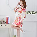 Women Robes Nightwear , Lace/Nylon