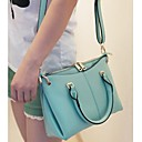 Women's Triple Layer Candy Color Crossbody Bag (More Colors)