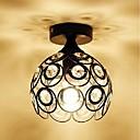 Contemporain LED Autres Métal Montage du fluxSalle de séjour / Chambre à coucher / Salle à manger / Cuisine / Salle de bain /