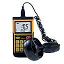 Professional Digital Anemometer Split-type Air Flow Meter ELECALL EM8902