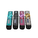 Spin Button Portable Sports MP3 with Earphone (8G)