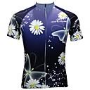 jesocycling® nouveau printemps et l'été de conception des femmes polyester respirant manches courtes Maillot