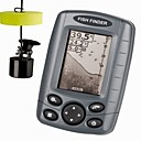 FF178 portatile Fish Finder Con Multi lingua del menu