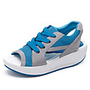 Women's Fitness & Cross Training Shoes Synthetic / Faux Suede Blue / Green / Pink