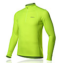 SPAKCT Men's Long Sleeve Spring/Summer/Autumn Cycling Tops Breathable  Stretchy