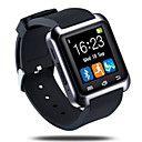 Bluetooth3.0 camber surface Smart Watch Pedometer Sleep Monitor Sync Call Message for Android Phone& iphone