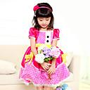 아동용 - 퍼포먼스 - 드레스 ( 퓨샤 , 폴리에스터 , 매듭 / 내기 )
