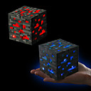 Minecraft Light Up Redstone Ore / Bluestone Ore New & Boxed official Product New Brighter Version