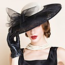 Women's Flax Headpiece - Wedding / Special Occasion Hats 1 Piece