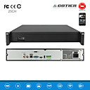 cotier®25ch 1.5U 4hdd Port / 960p / hd / p2p Wolke / NVR n25 / 1,5 HE-4