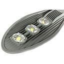 morsen®new værdiges 150w led gadebelysning udendørs lys vej lampe 20000lm 85-265vac haven lys varm / kold hvid